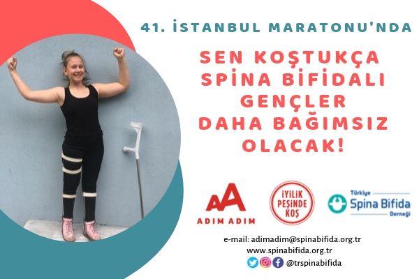 İstanbul-2019-TR Spina Bifida-Spina Bifidalılara Bağımsız Yaşam Eğitim Bursu