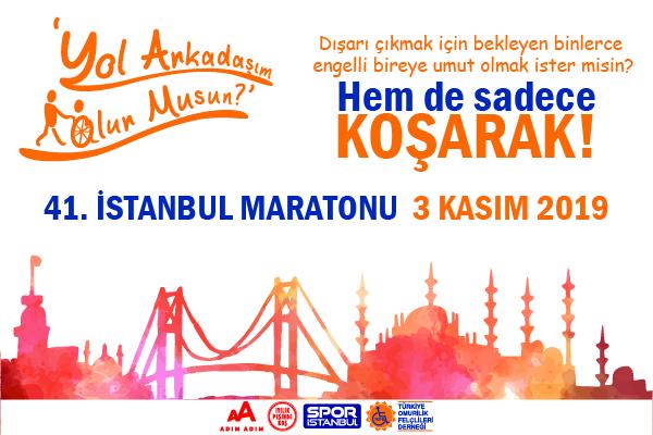 İstanbul-2019-TOFD-Yol Arkadaşım Olur musun?