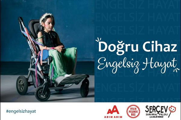 İstanbul-2019-SERÇEV-Engelsiz Hayat