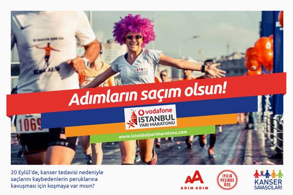 İstanbul YM-2020-Kanser Savaşçıları Derneği-Saçım Saçın Olsun