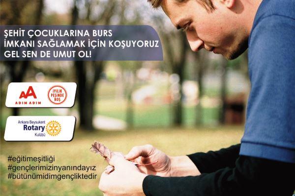 İstanbul YM-2020-Ankara Beysukent Rotary-Gençlerimiz İçin Koşuyoruz