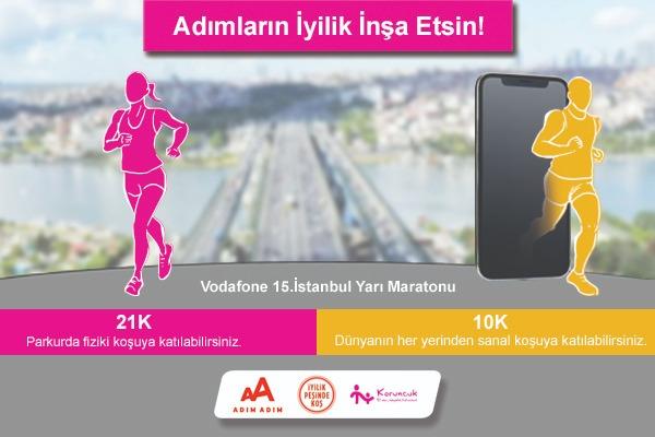 İstanbul YM-2020-Koruncuk-Adımların İyilik İnşa Etsin!