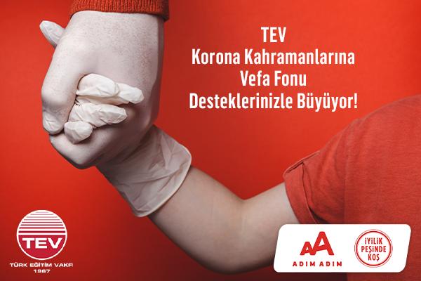 İstanbul YM-2020-TEV-Korona Kahramanlarına Vefa