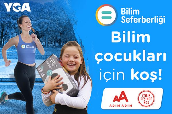 İstanbul YM-2020-YGA-Bilim Çocukları İçin Koş