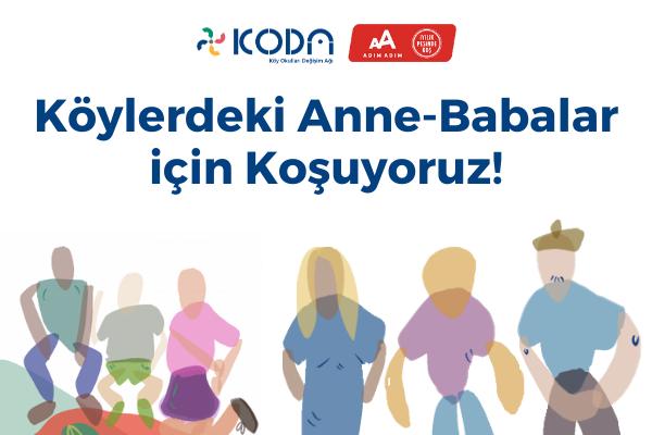 Eker I Run-2021-KODA-Köyde Daha İyi Eğitim için Aile Buluşmaları