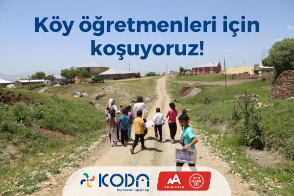 Salomon Cappadocia-2021-KODA-Köyde Değişim Öğretmenle Başlar!