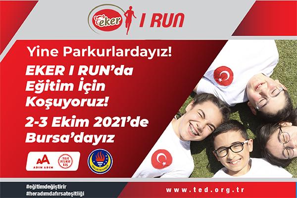 Eker I Run-2021-Türk Eğitim Derneği-Eğitim Değiştirir