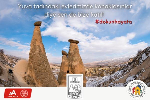 Salomon Cappadocia-2021-İzmir Hasta Çocuk Evleri Derneği-Dokun Hayata