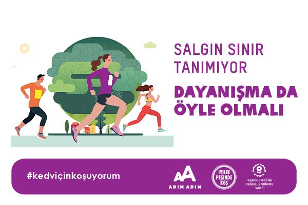 İstanbul M-2021-KEDV-Salgın Sınır Tanımıyor Dayanışma da Öyle Olmalı