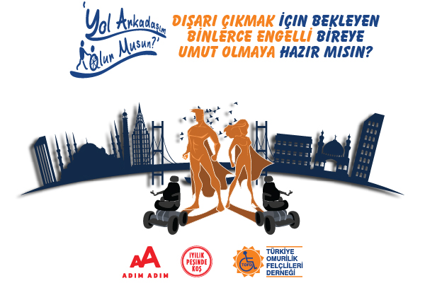 İstanbul M-2021-TOFD-Yol Arkadaşım Olur Musun?