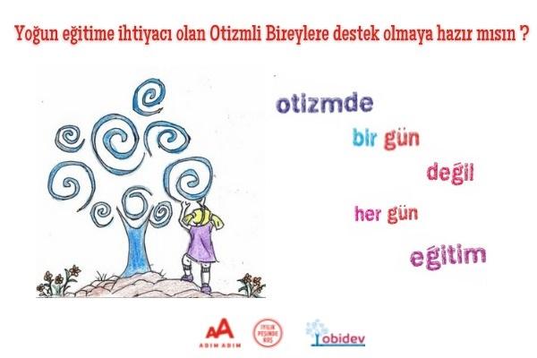 İstanbul M-2021-OBİDEV-Otizmde Bir Gün Değil Her Gün Eğitim