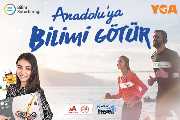 İstanbul M-2021-YGA-Anadolu'ya Bilimi Götür