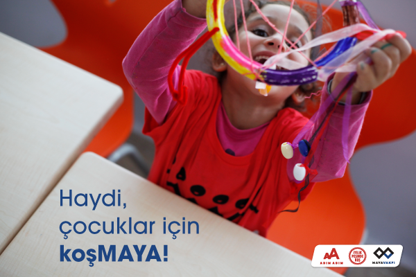 İstanbul M-2021-Maya Vakfı-Haydi Çocuklar İçin KoşMAYA