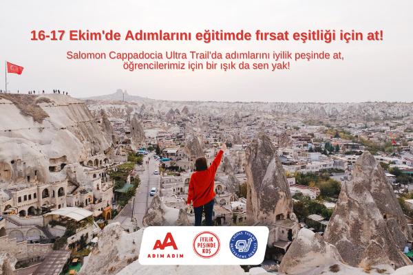Salomon Cappadocia-2021-ÇYDD-Bir Işık da Siz Yakın!