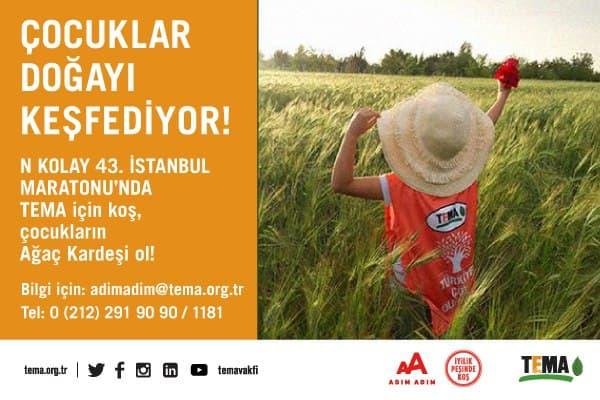 İstanbul M-2021-TEMA Vakfı-Ağaç Kardeşliği