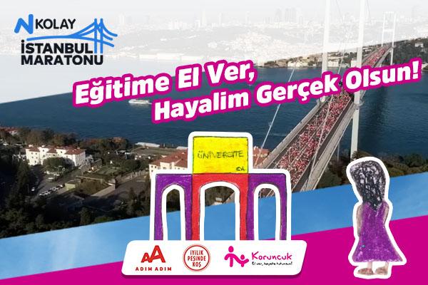 İstanbul M-2021-Koruncuk-Eğitime El Ver, Hayalim Gerçek Olsun