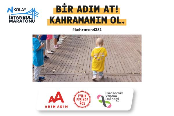 İstanbul M-2021-KAYD-Kahramanım Ol