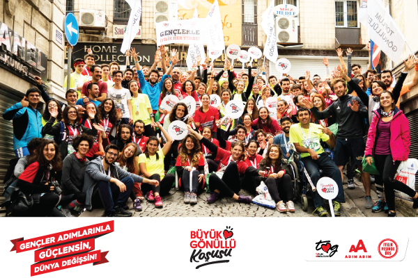 İstanbul YM-2021-TOG-Gençler Adımlarınla Güçlensin, Dünya Değişsin!