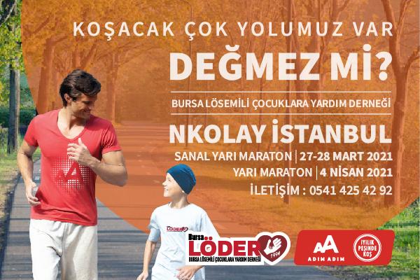 İstanbul YM-2021-BURSA LÖDER-Koşacak Çok Yolumuz Var Değmez mi?