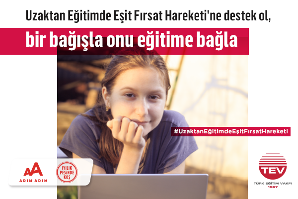 İstanbul M-2020-TEV-Uzaktan Eğitimde Eşit Fırsat Hareketi