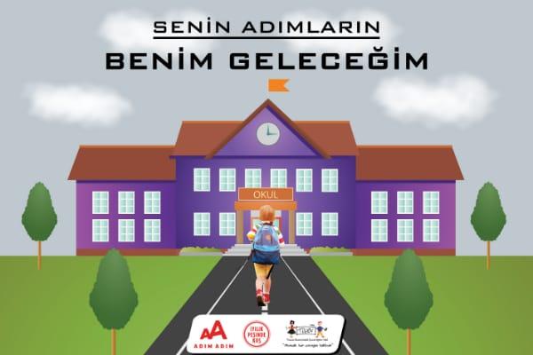 İstanbul M-2020-TOÇEV- Senin Adımların Benim Geleceğim